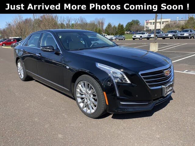 2018 Cadillac CT6 3.6L AWD