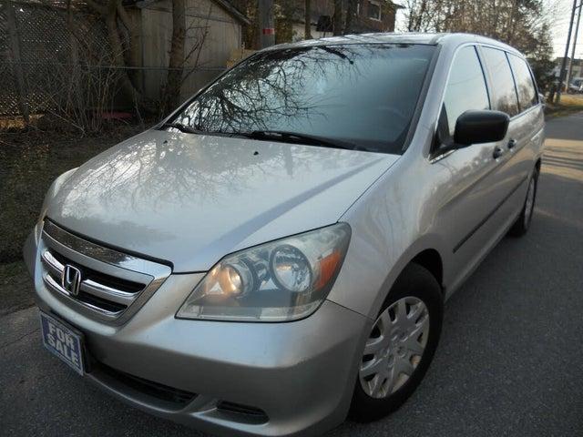 2006 Honda Odyssey LX FWD