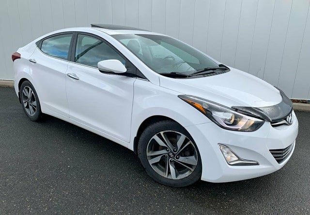 2014 Hyundai Elantra Limited Sedan FWD with Technology