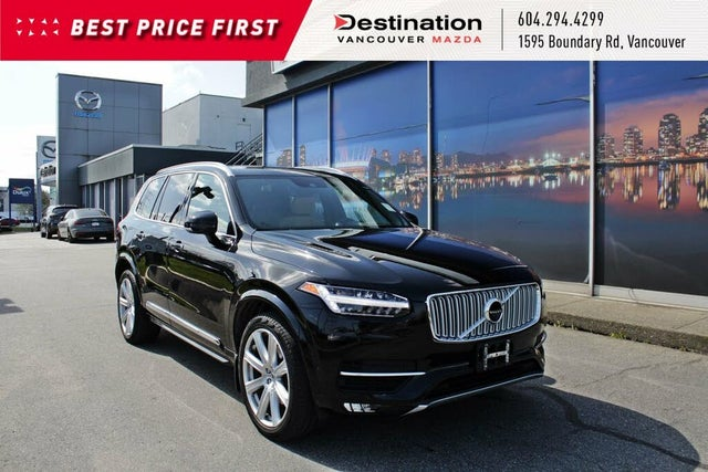2017 Volvo XC90 T6 Inscription AWD