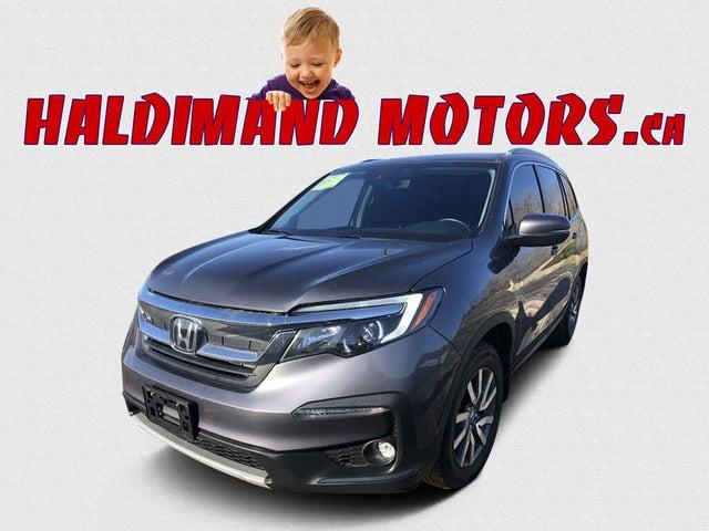 2019 Honda Pilot EX AWD