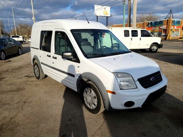 2010 Ford Transit Connect Wagon XLT FWD