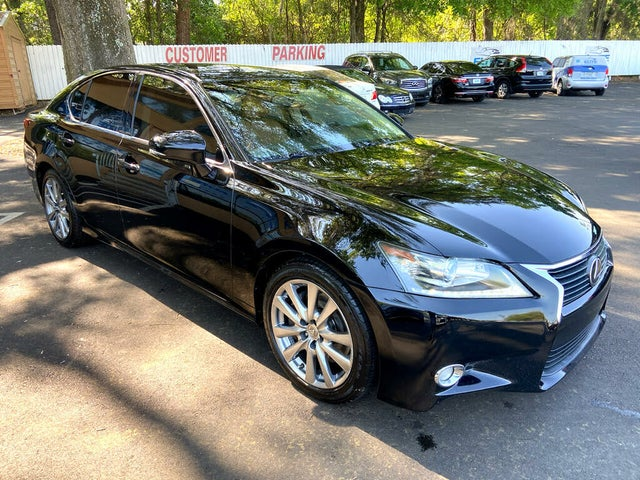 2013 Lexus GS 350 RWD