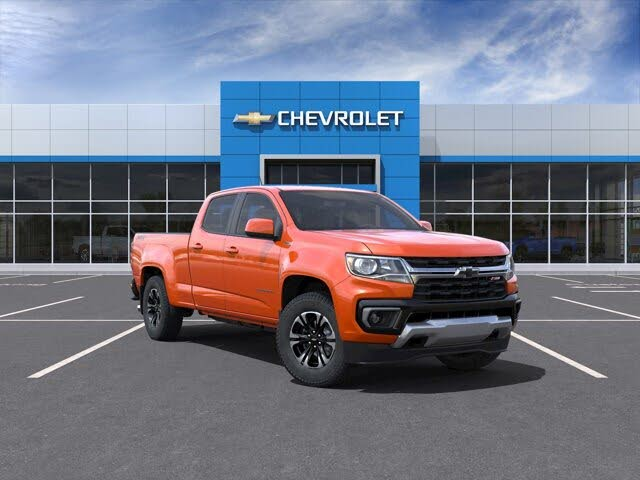 2021 Chevrolet Colorado Z71 Crew Cab 4WD