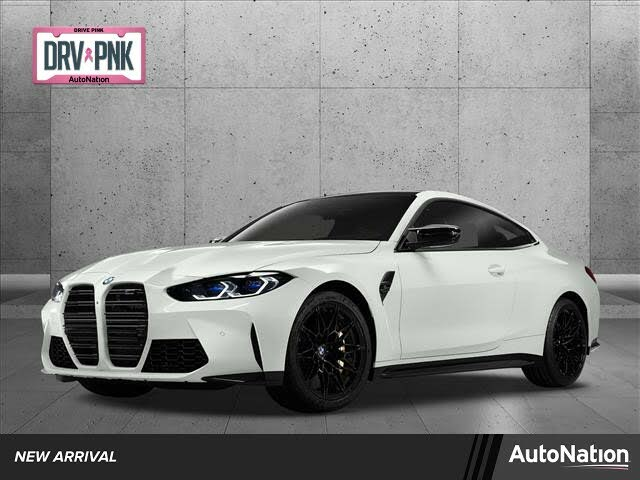 2021 BMW M4 RWD