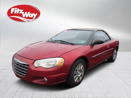 2006 Chrysler Sebring Limited Convertible FWD