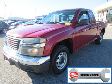 2006 GMC Canyon WT Ext Cab 2WD