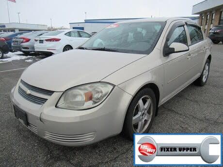 2009 Chevrolet Cobalt 1LT Sedan FWD