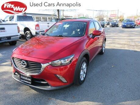 2016 Mazda CX-3 Touring AWD