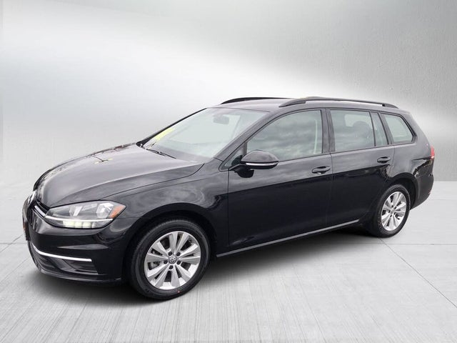 2019 Volkswagen Golf SportWagen 1.8T S 4Motion AWD