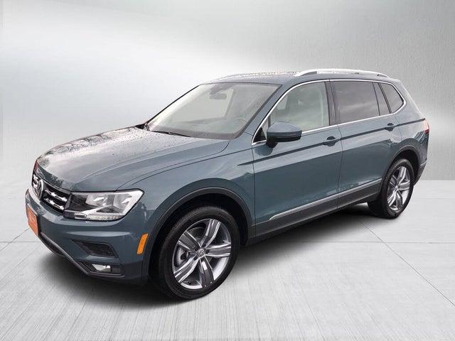 2020 Volkswagen Tiguan SEL FWD