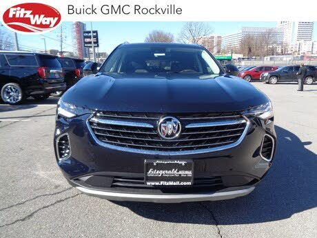2021 Buick Envision Essence AWD