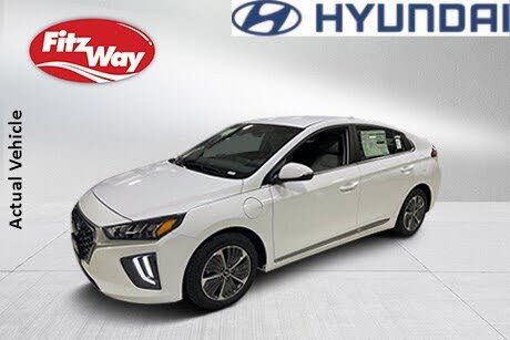 2021 Hyundai Ioniq Electric Plus Preferred FWD