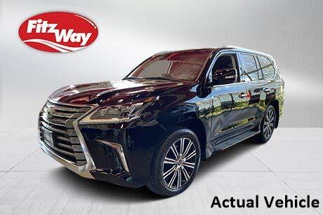 2021 Lexus LX 570 3-Row AWD