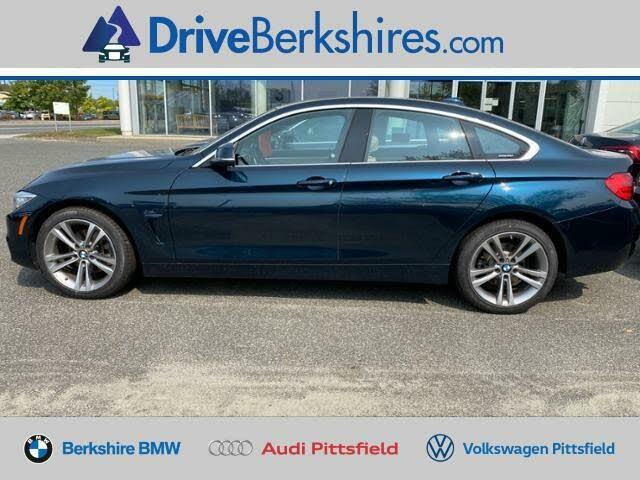 2017 BMW 4 Series 430i xDrive Gran Coupe AWD