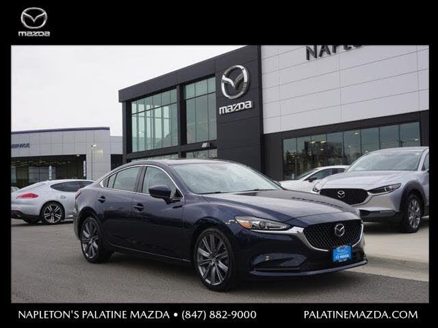 2018 Mazda MAZDA6 Grand Touring Sedan FWD
