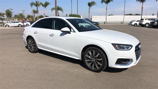 2021 Audi A4 2.0T quattro Premium 40 TFSI AWD