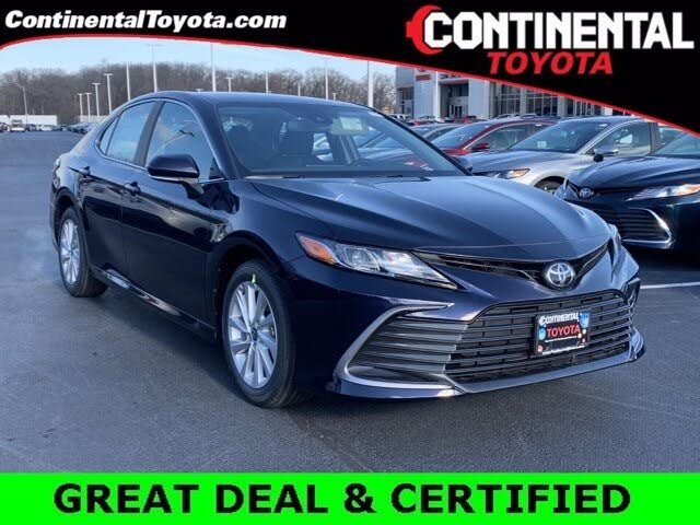 2021 Toyota Camry LE AWD