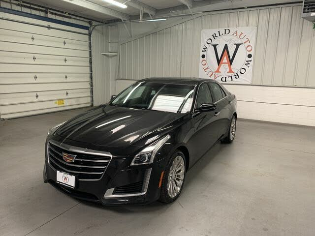 2015 Cadillac CTS 2.0T Luxury AWD