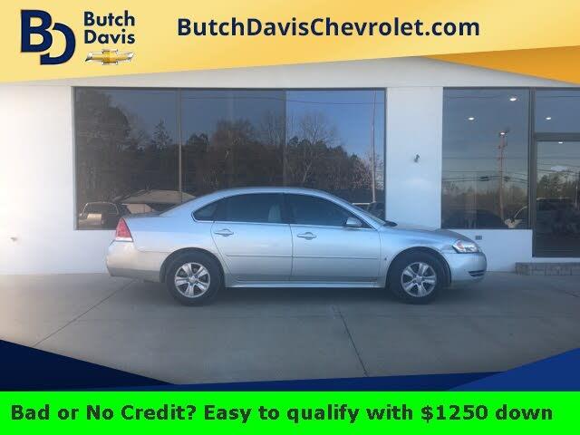 2016 Chevrolet Impala Limited LS FWD