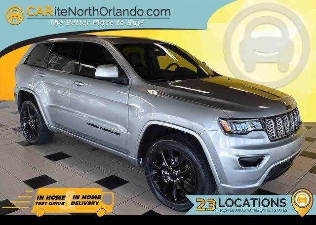 2020 Jeep Grand Cherokee Altitude RWD