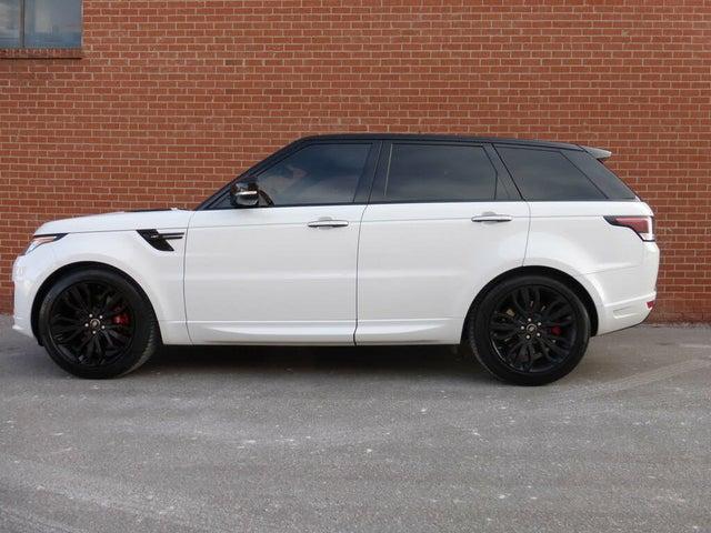 2016 Land Rover Range Rover Sport V6 HST 4WD