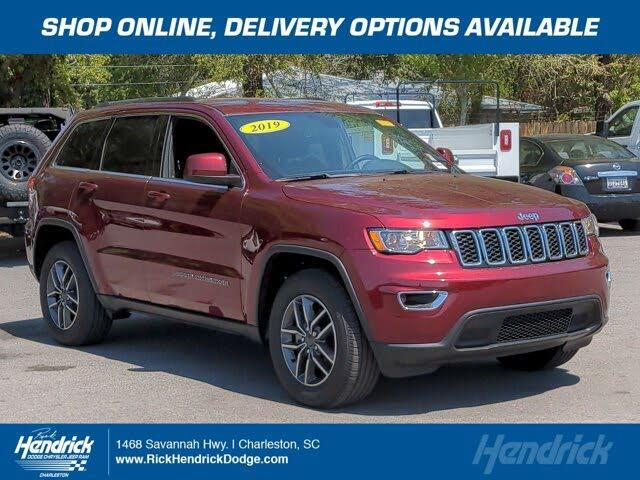 2019 Jeep Grand Cherokee Laredo E RWD