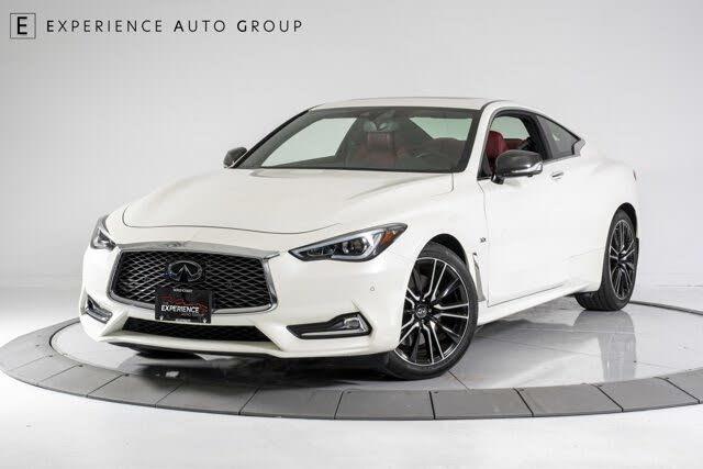 2018 INFINITI Q60 3.0t Sport Coupe AWD