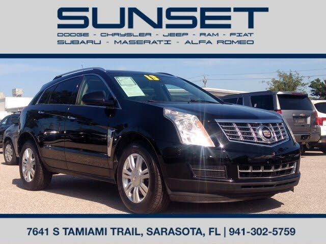 2013 Cadillac SRX Luxury AWD