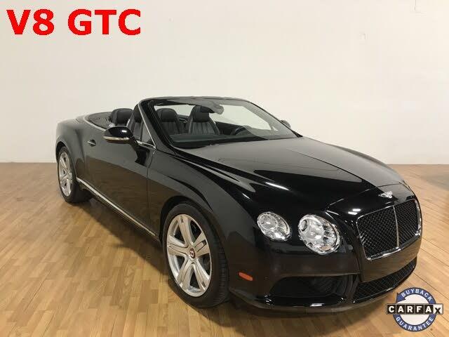 2015 Bentley Continental GTC V8 AWD