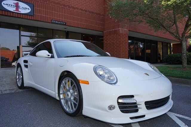 2013 Porsche 911 Turbo S Coupe AWD