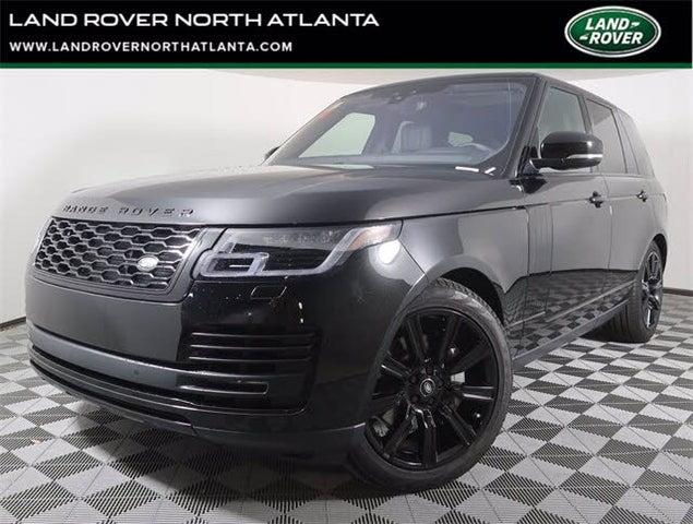 2020 Land Rover Range Rover Hybrid AWD