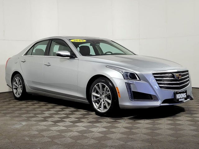 2019 Cadillac CTS 3.6L Luxury RWD