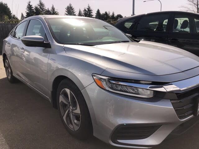 2019 Honda Insight LX Sedan FWD