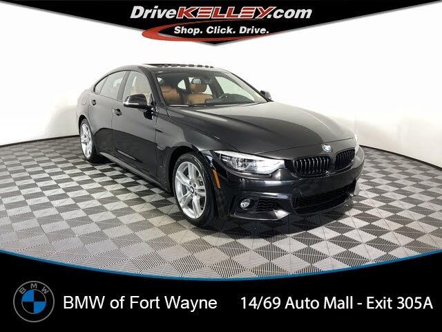2019 BMW 4 Series 440i xDrive Gran Coupe AWD