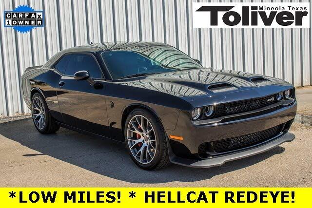 2020 Dodge Challenger SRT Hellcat Redeye RWD