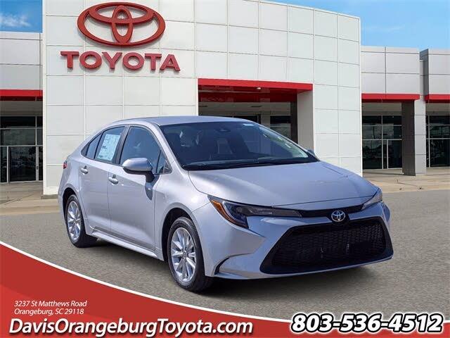 2021 Toyota Corolla LE FWD