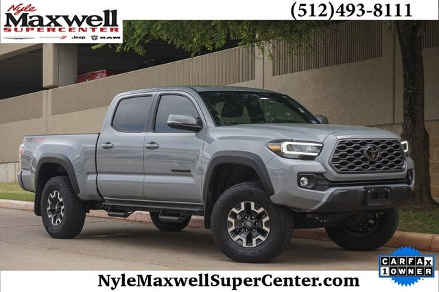 2021 Toyota Tacoma TRD Sport Double Cab LB 4WD