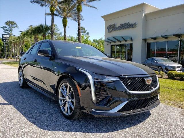 2020 Cadillac CT4 Sport RWD