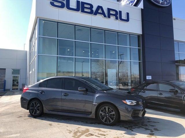 2020 Subaru WRX Sport AWD