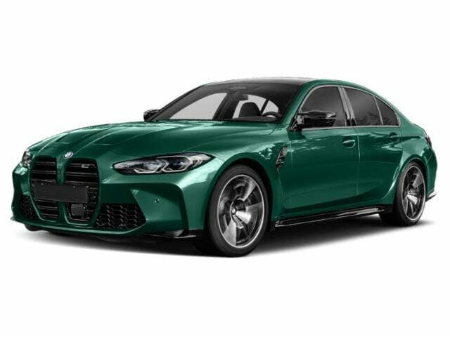 2021 BMW M3 Competition RWD