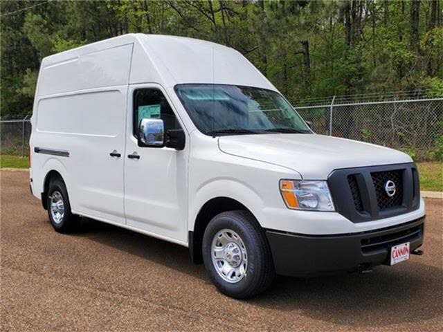 2021 Nissan NV Cargo 2500 HD SV with High Roof V8 RWD