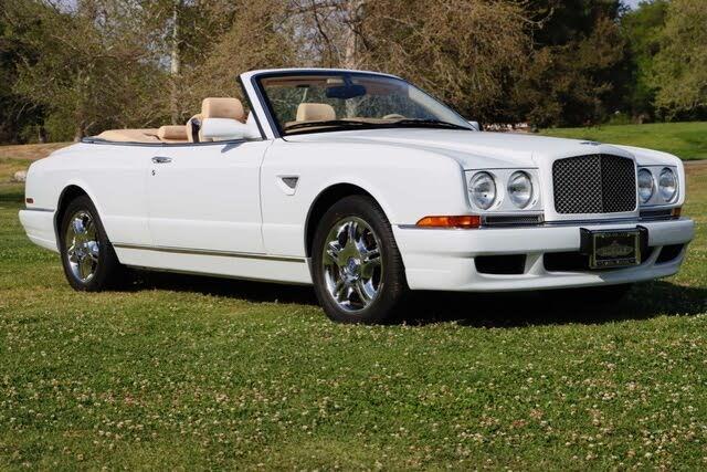 2002 Bentley Azure Mulliner RWD