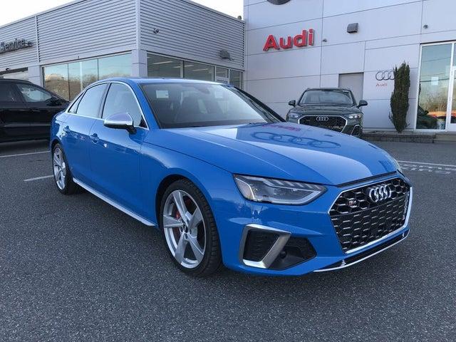 2020 Audi S4 3.0T quattro Prestige Sedan AWD