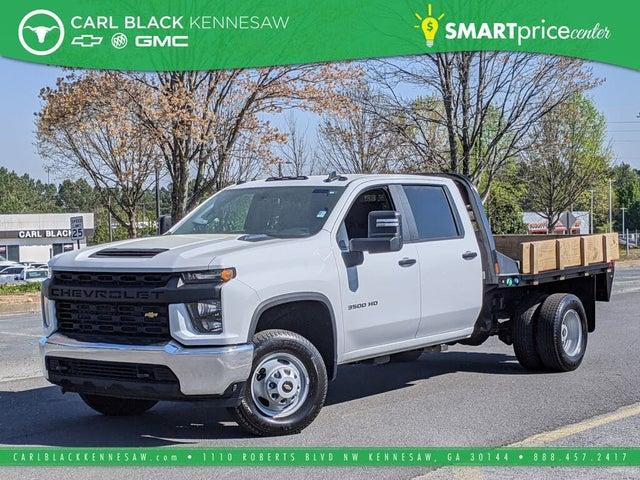 2020 Chevrolet Silverado 3500HD Work Truck Crew Cab 4WD