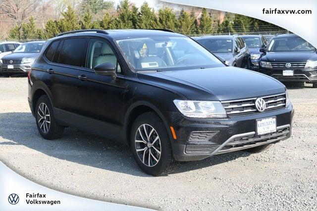 2021 Volkswagen Tiguan 2.0T S FWD