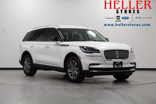 2020 Lincoln Aviator AWD