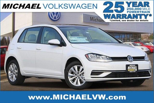 2021 Volkswagen Golf TSI FWD