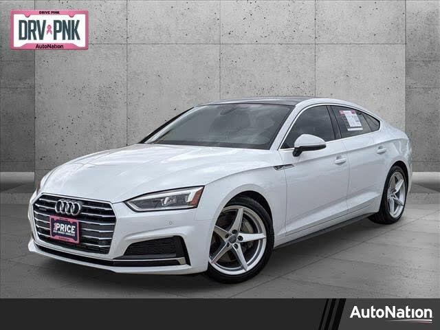 2019 Audi A5 Sportback 2.0T quattro Premium Plus AWD