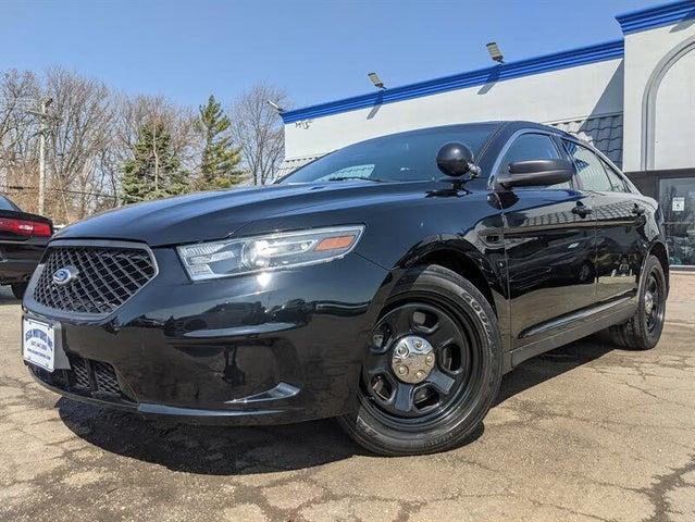 2015 Ford Taurus Police Interceptor AWD